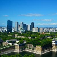 日本の都市風景